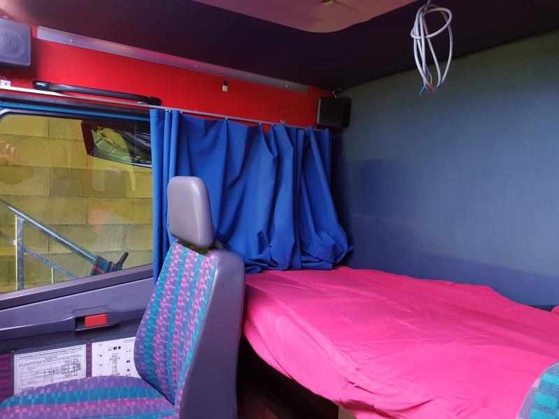 Bett Kabine / Lit cabine