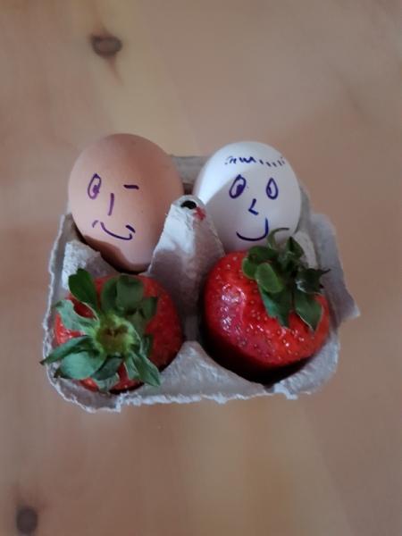 Frohe Ostern / Joyeuse Pâques